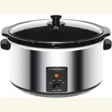 Brentwood Stainless Steel Slow Cooker 8Qt