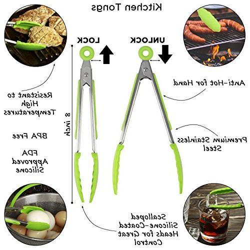 Boodva Instant 6qt Steamer Silicone and - Basket 6 6qt Pressure Cooker Accessories - Veggie - Steamer Insert