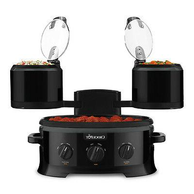 Crock-Pot and Serve Slow Cooker