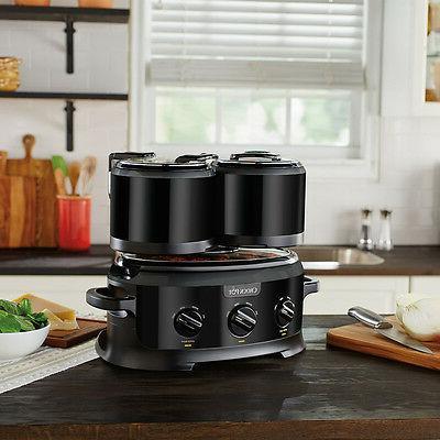 Crock-Pot Swing Slow Cooker