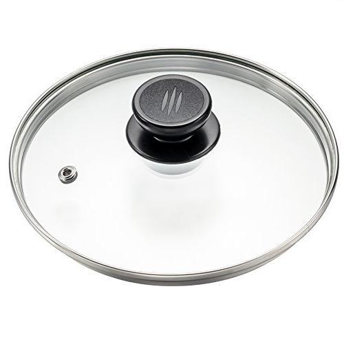 cosori tempered glass lid pressure cooker slow cooker  quart