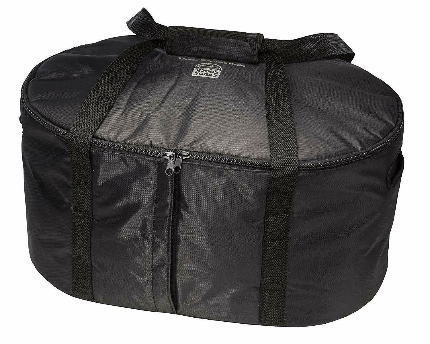 travel case and carrier insulated bag