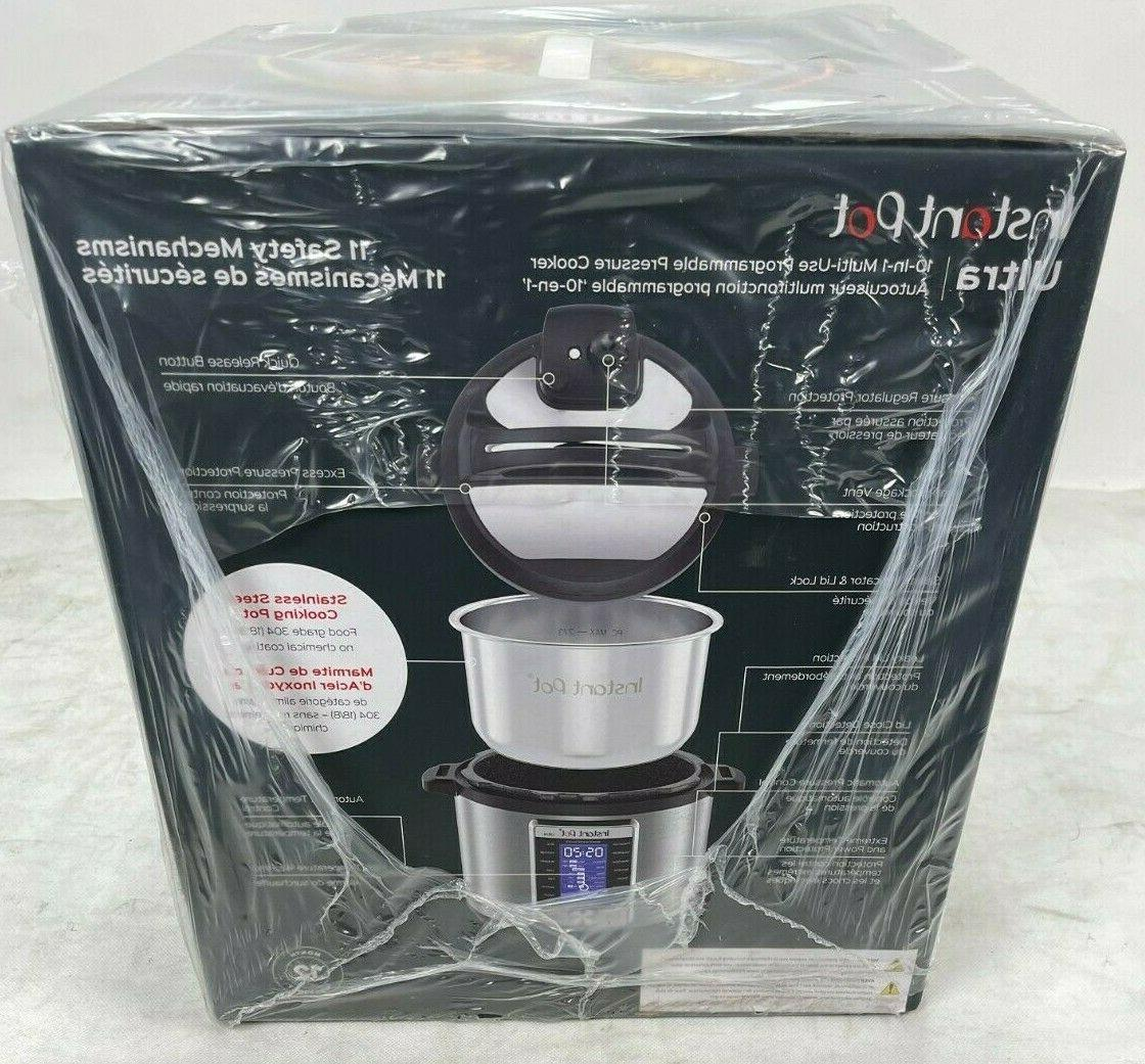 Instant Ultra Qt Multi- Programmable Cooker
