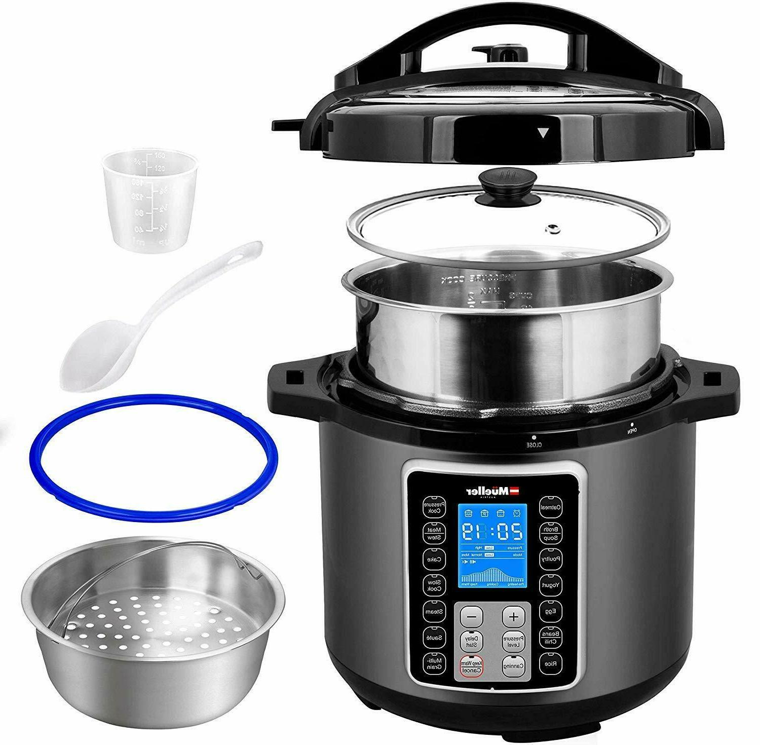 Ultra Pot Slow Cooker in 1 Programmable Instapot