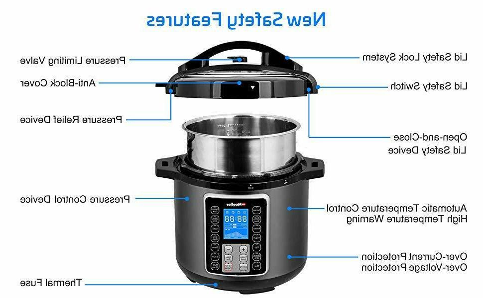 Cooker 15 Programmable Instapot