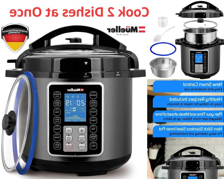 ultra pot pressure slow cooker 15 in