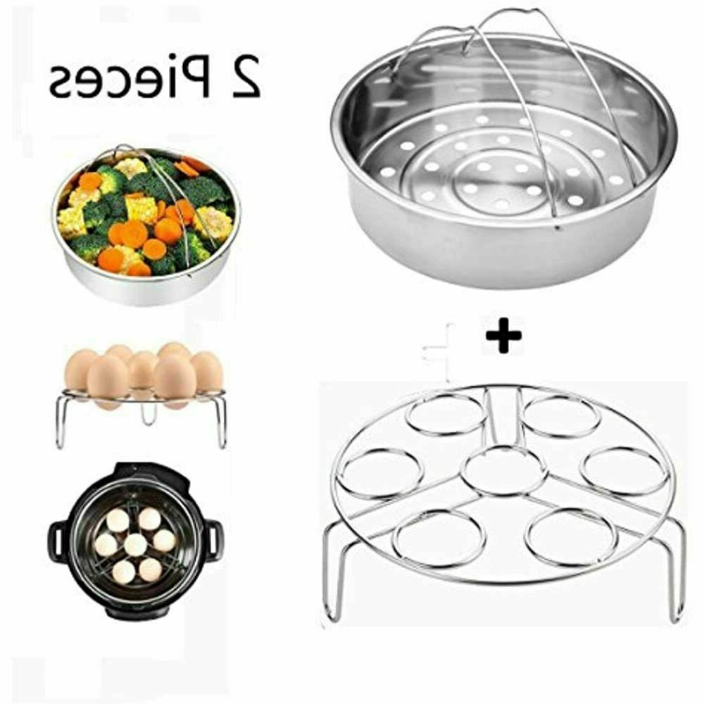 usa instant pot accessories egg rack steamer