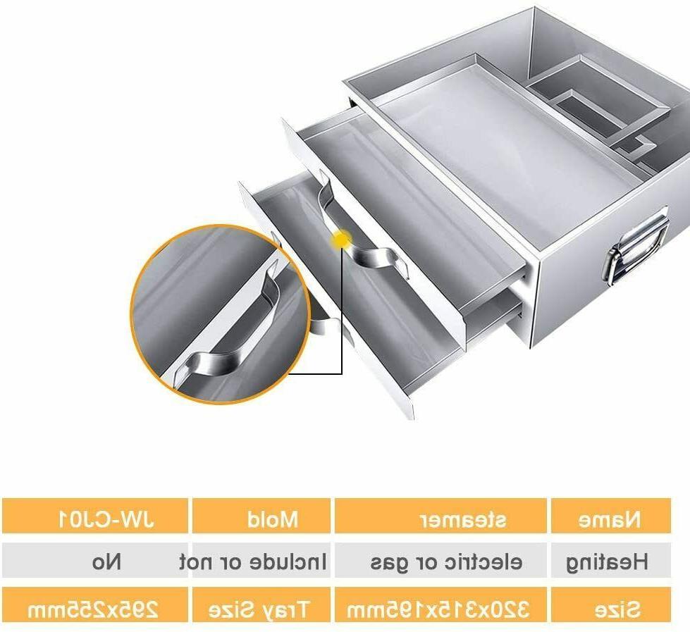 USA Layer Rice Steamer, Rice roll machine