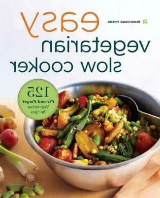 Vegetarian Cookbook for Slow Cookers