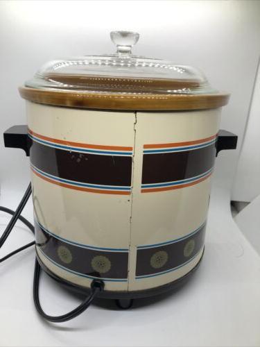 vintage slow cooker Model