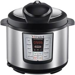 LATEST MODEL Instant Pot IP-LUX50-ENW Stainless Steel 6-in-1