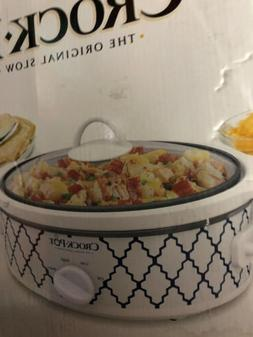 Limited Edition Classic Crock Pot Slow Cooker 2.5 Quart