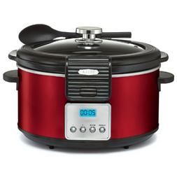 Bella Linea Collection 5QT Programmable Slow Cooker, Walmart