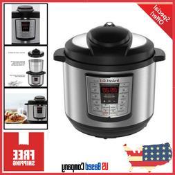 Instant Pot Lux 6-Quart 6-1 Multi-Use Programmable Pressure