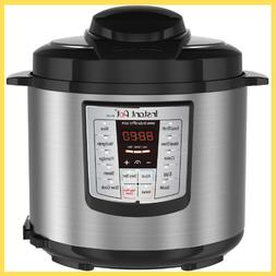 Instant Pot LUX60 6 Qt 6-in-1 Multi-Use Programmable Pressur