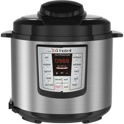 Instant 6 Qt 6-in-1 Multi-Use Programmable Pressure Slow Coo