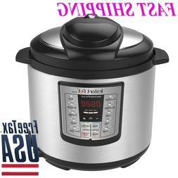 LUX60V3 V3 6 Qt 6-in-1 Multi-Use Programmable Pressure Cooke