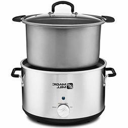 magic mill 10 quart slow cooker 3