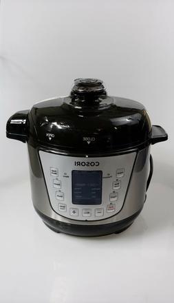 COSORI Mini 2 Qt Programmable Multi-Cooker, Pressure Cooker,