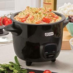 Dash Mini Rice Cooker Steamer with Removable Nonstick Cookin