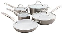 Oster Cocina 109478.09 Montecielo 9pc Aluminum Cookware Set,