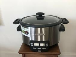 Cuisinart Msc-400 4-Qt. Cook Central Multi-Cooker