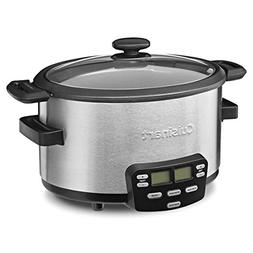 Cuisinart MSC-400FR 4 Quart Multifunction Cooker