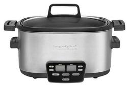 Cuisinart MSC-600 3-In-1 Cook Central 6-Qt Multi-Cooker: Slo
