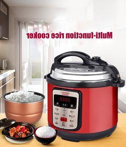 Multifunction Pressure <font><b>Slow</b></font> Cooking Pot