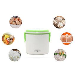Multifunctional Electric Heating Lunch Box Food Heater, 304