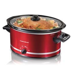 NEW Hamilton Beach 33184 8-Quart 8 qt Slow Cooker Crock Pot