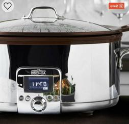 NEW All-Clad 7 Qt Gourmet Slow Cooker