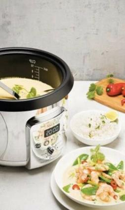 NEW All-Clad NK500051 4 qt. Electric rice and grain cooker