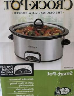 New!!! Crockpot Smart Pot 4 Qt. Smart Slow Cooker