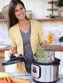 NEW INSTANT POT STEAMER BASKET- pressure/slow cooker accesso