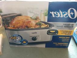 New Oster Large,18Qt Oval Meat Slow Cooker Crock Pot Turkey