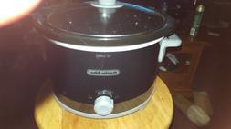 NEW NO BOX Proctor-Silex 4 Quart Slow Cooker Crock POT