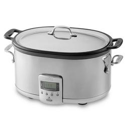 SEALED, NEW All-Clad 7 Qt. Electric Deluxe Slow Cooker Nonst