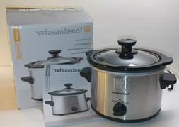 *NEW* Toastmaster 1.5 Quart Slow Cooker/CrockPot Adjustable