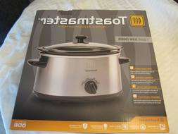 New Toastmaster 5 Quart Slow Cooker
