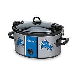 NFL® Detroit Lions Crock-Pot® Cook & Carry 6-Qt. Slo