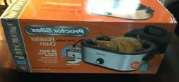 NIB PROCTOR-SILEX 18 Quart ROASTER Oven ELECTRIC Slow COOKER