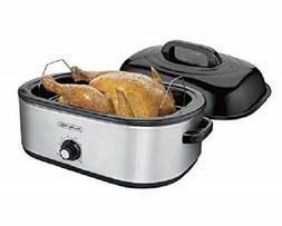 nib 18 quart roaster oven electric slow