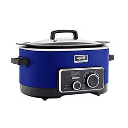 ninja 6 quart 1 blue