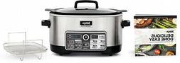 Ninja Auto-iQ Multi/Slow Cooker With 80-Pre-Programmed Auto-