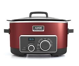 Ninja Multi-Cooker with 4-in-1 Stove Top, Oven, Steam and Sl