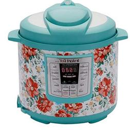 nstant Pot Pioneer Woman LUX60 Vintage Floral 6 Qt 6-in-1 Mu