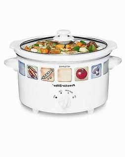 Proctor Silex Oval Slow Cooker   *** New In Factory Sealed B
