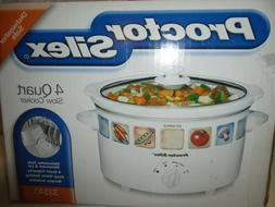 oval slow cooker never used model 33140