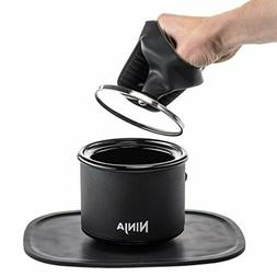 NINJA Personal Mini Warmer Electric Slow Cooker with Silicon